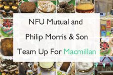 NFU Mutual & Philip Morris and Son Team Up For Macmillan