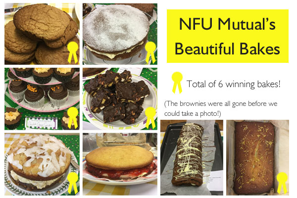 NFU Mutual Baking Board