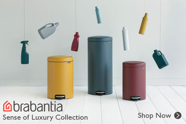Brabantia Sense Of Luxury | Philip Morris & Son