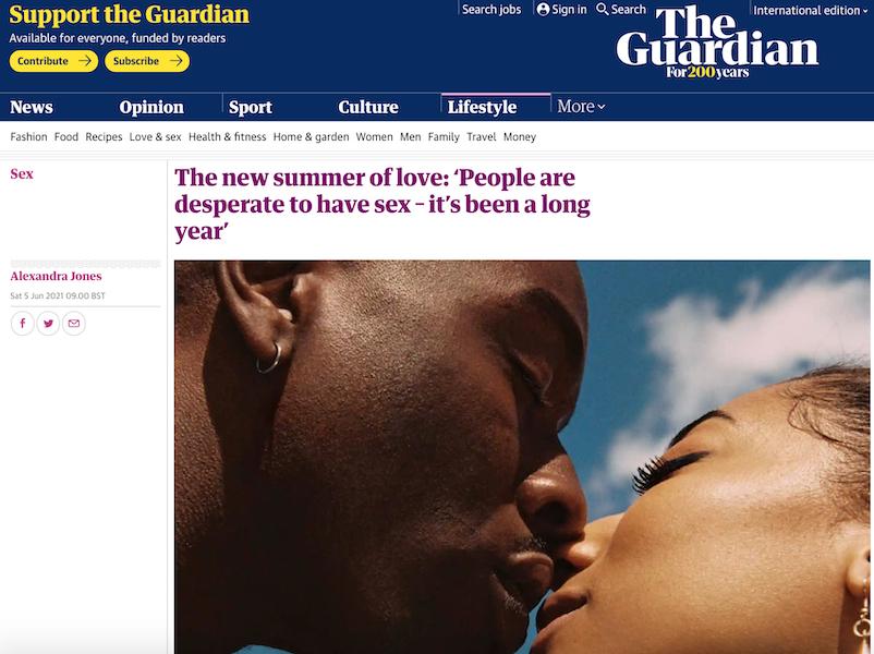 The Guardian Weekend Magazine June 2021