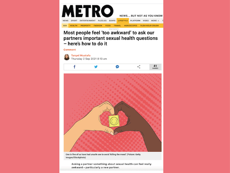 Metro 2 Sep 2021