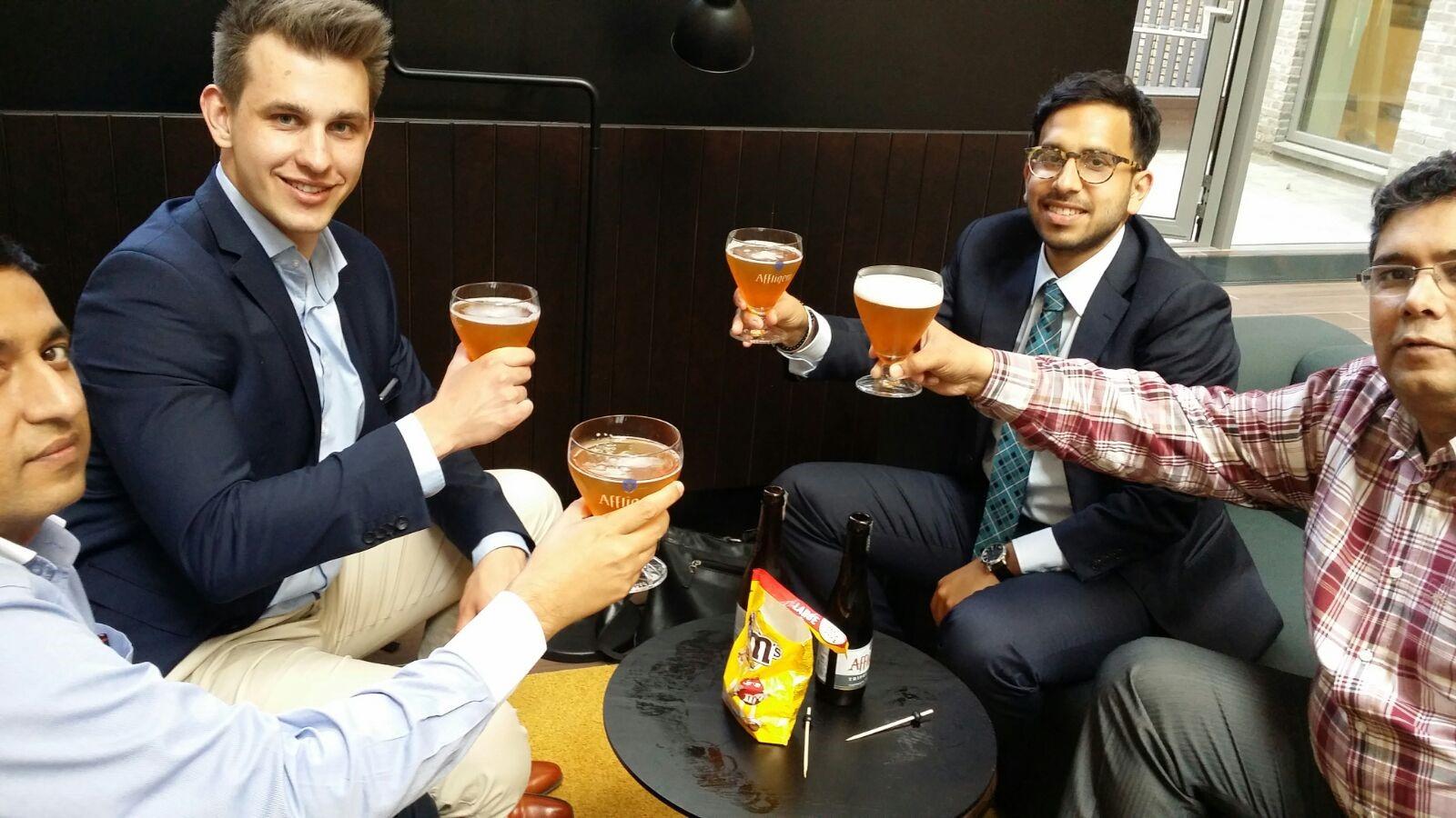 Monda WTC drinks