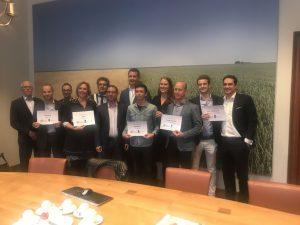 blockchain peer-to-peer energy trading ceremony groningen