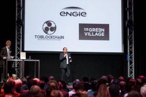 SBIR for energy sharing blockchain application Blockchain Energie Rotterdam