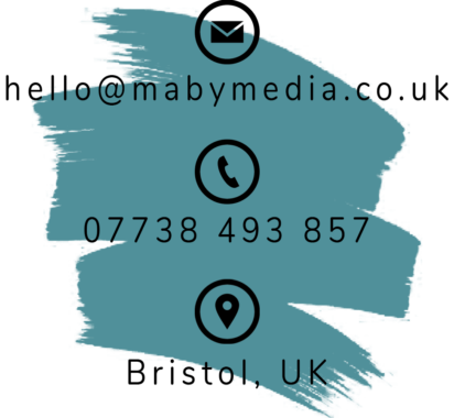 Maby Media Contact Information