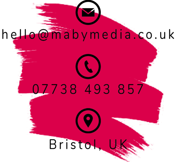 Maby Media Marketing Contact