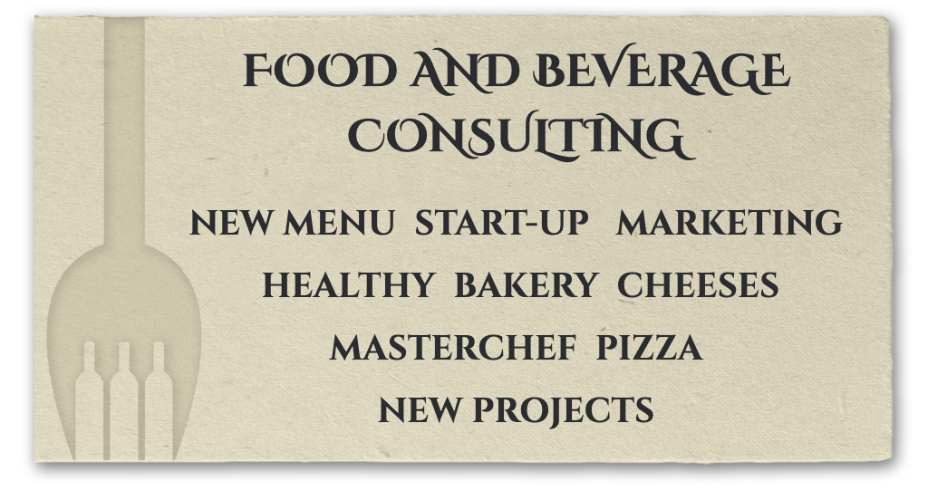 culinary consulting