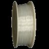 Transparent PLA+ Filament 1kg spool