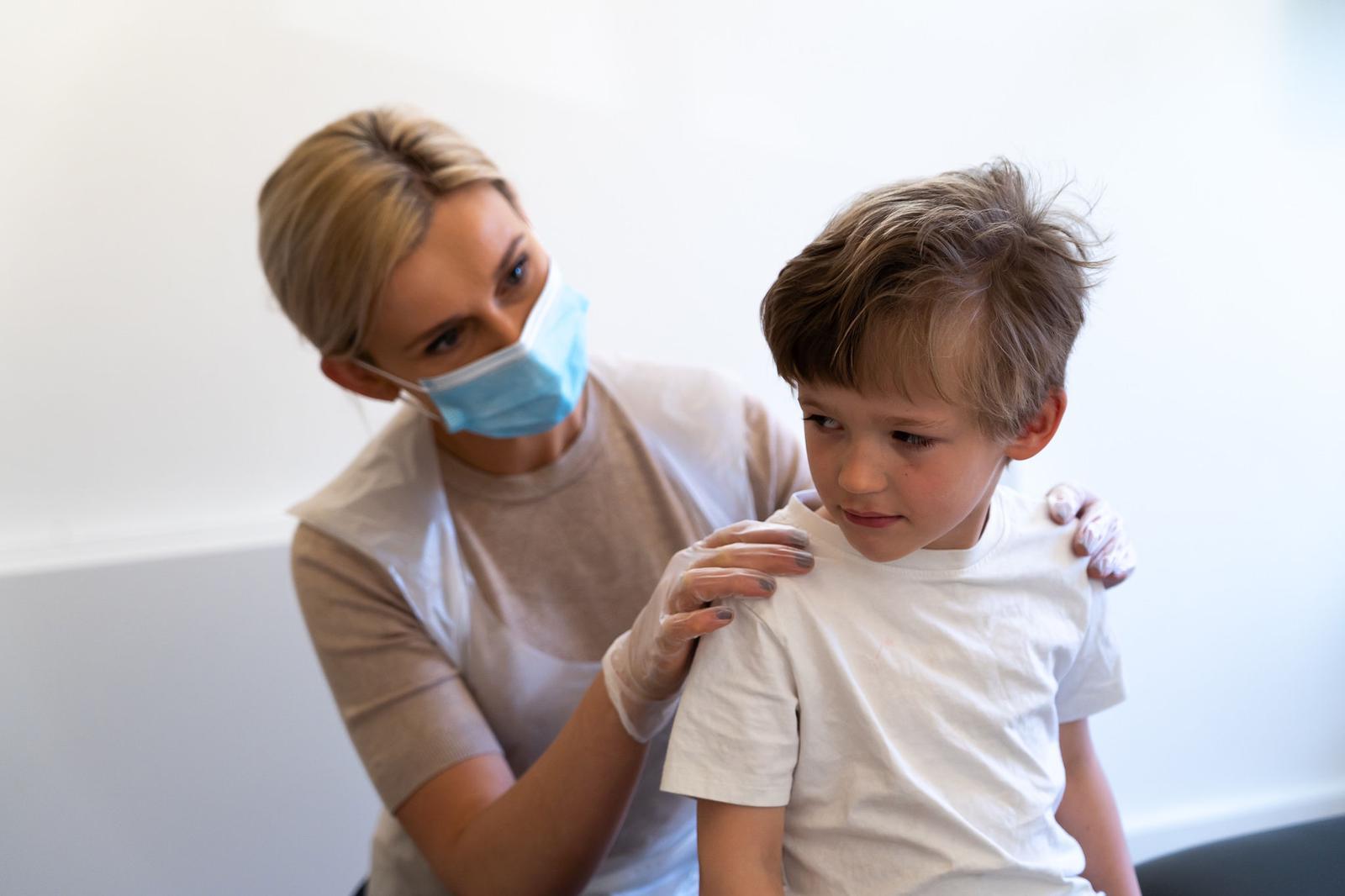 Children's chiropractor
