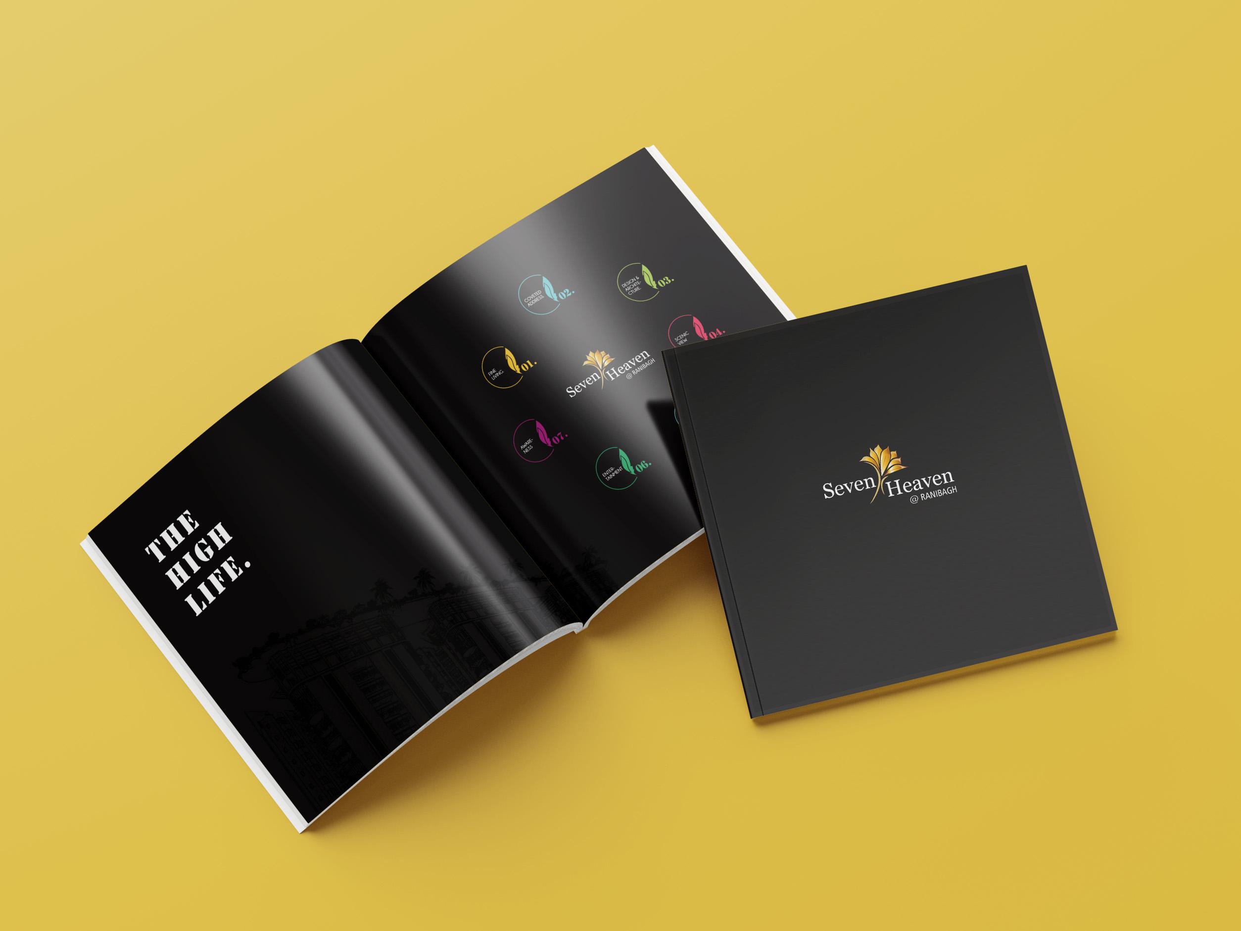top 3d rendering brochure seven heaven