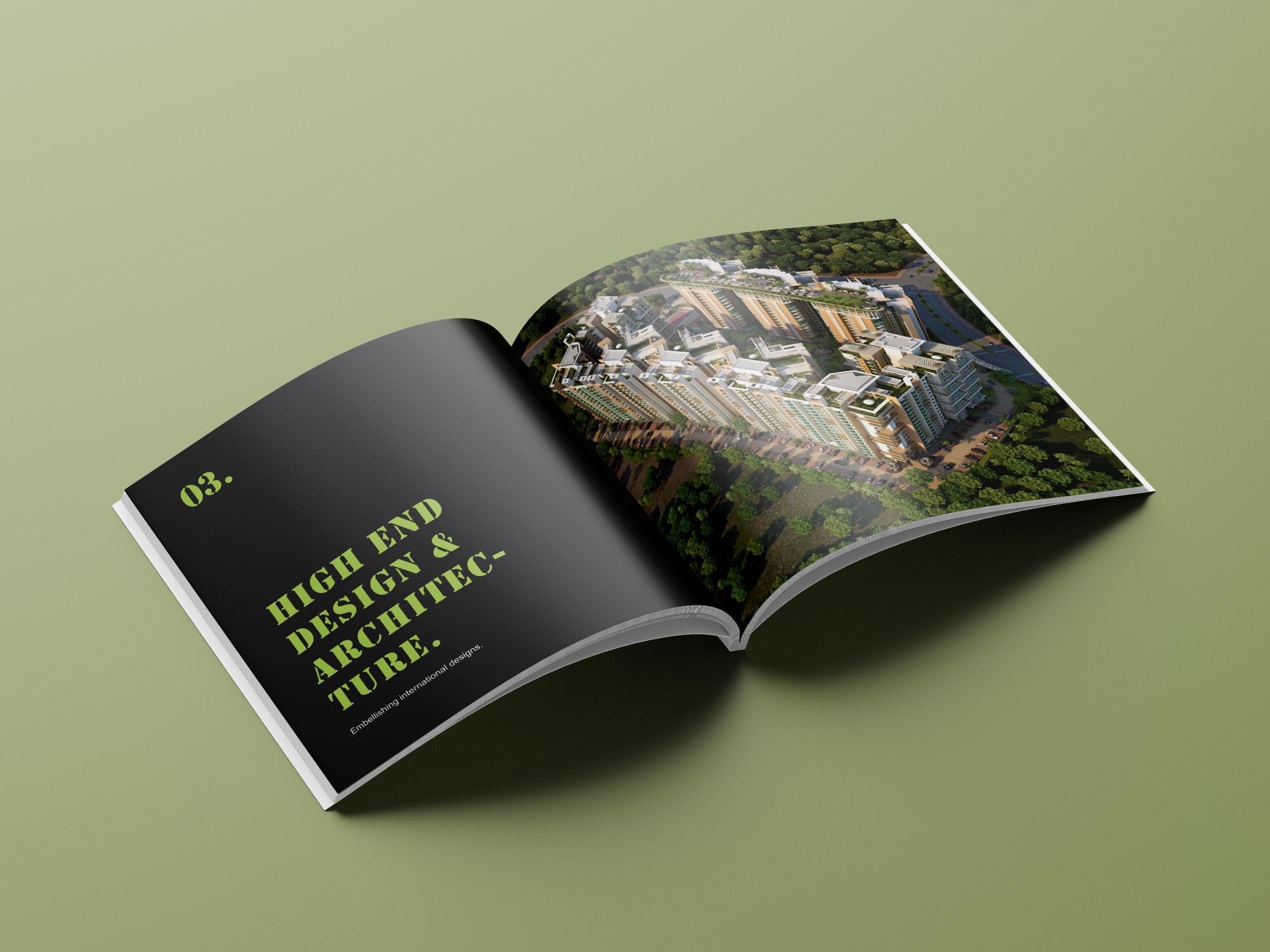 best 3d rendering brochure seven heaven