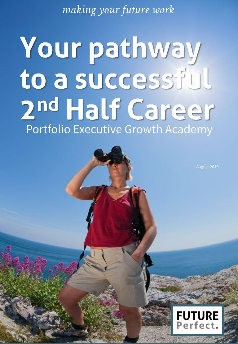 Make your future work with Future Perfect Executive Growth academy