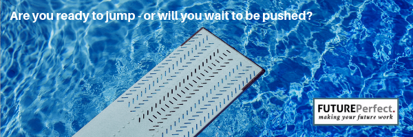 A diving board from Future Perfect and Portfolio Executives