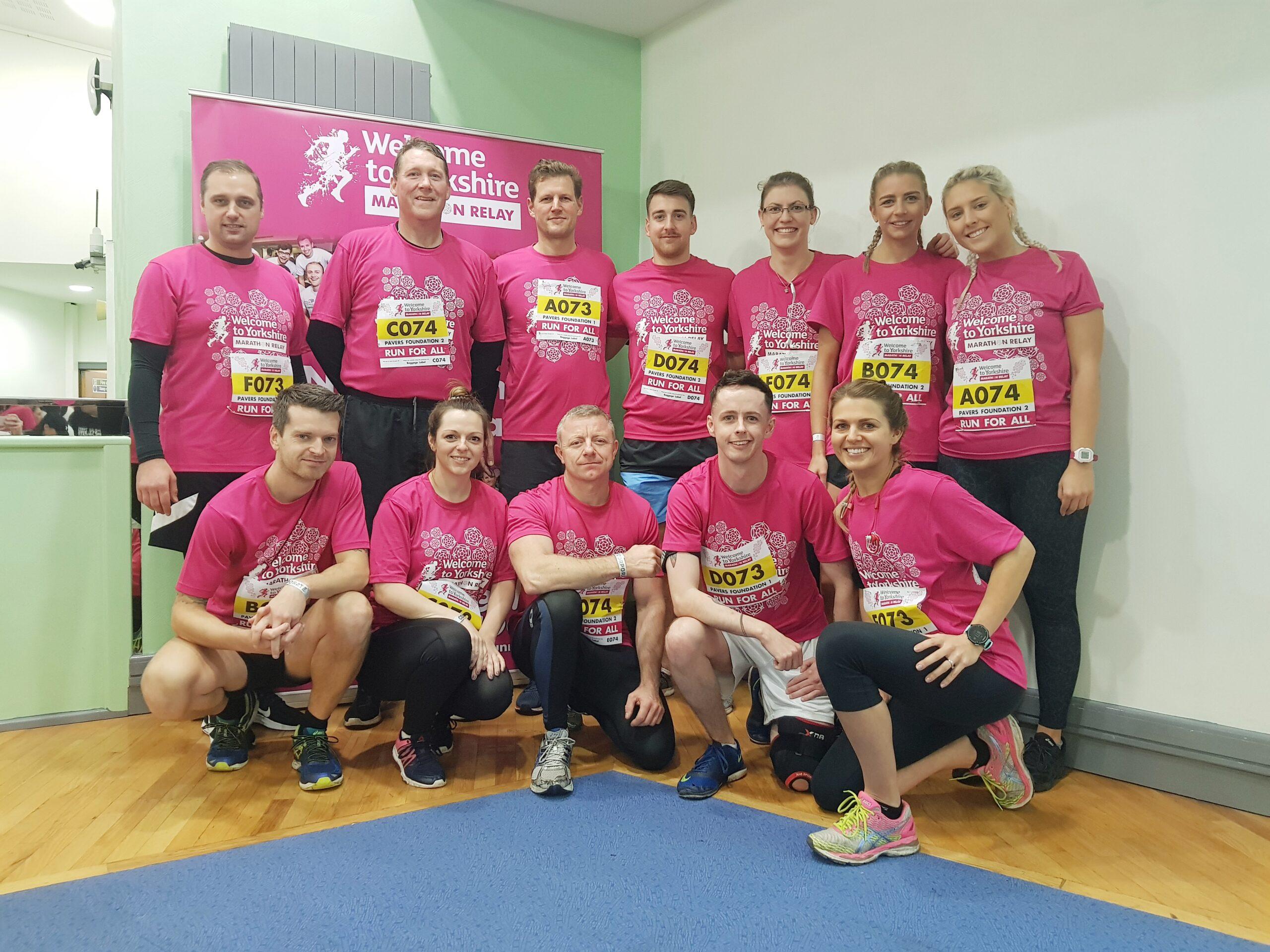 Yorkshire Marathon Relay