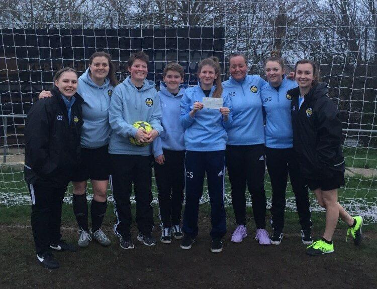 Funding Win for Montpelier Villa Women's Football Club