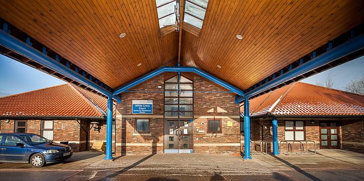 White Cross Court Rehabilitation Hospital receives £7,500