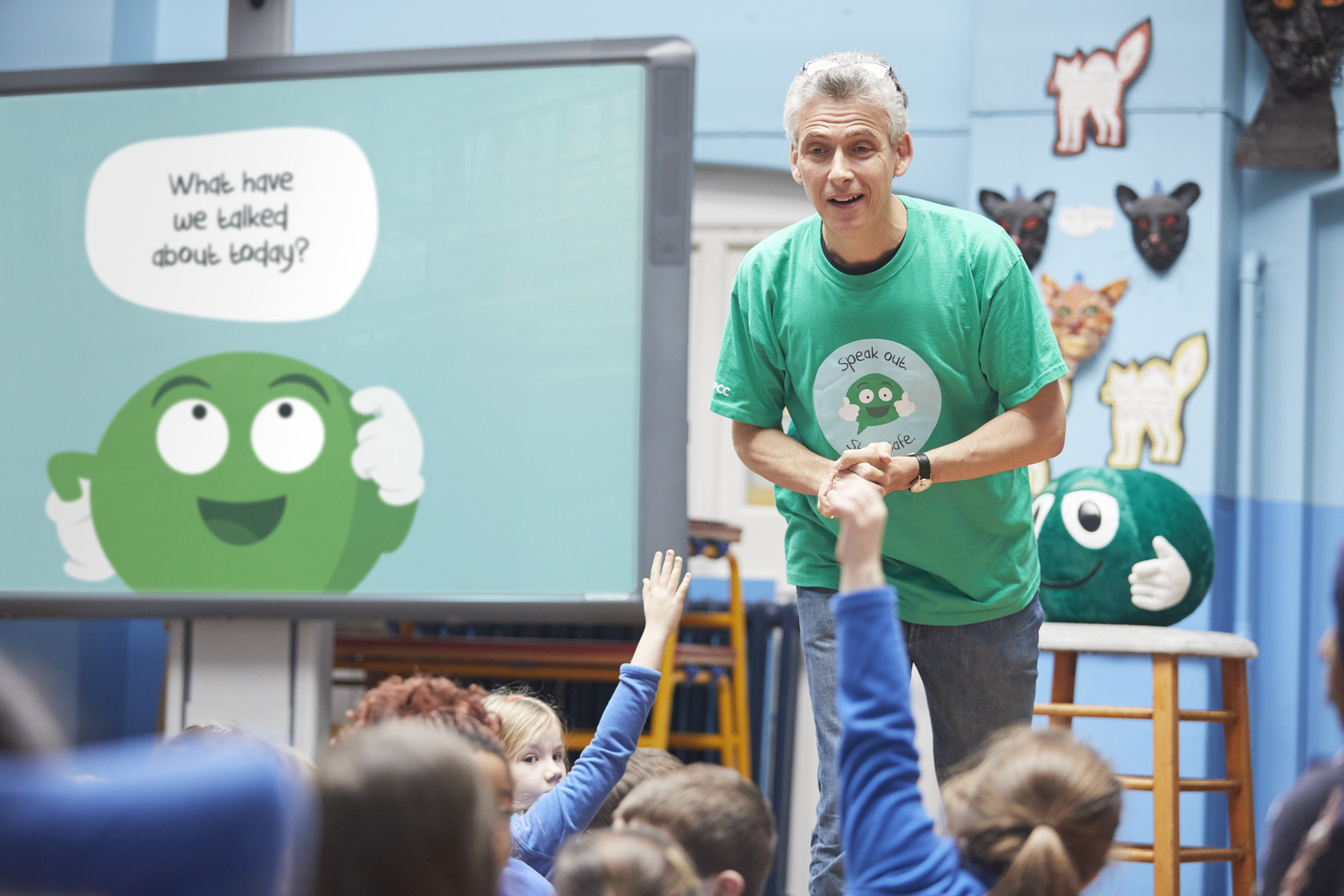 NSPCC – Protecting children today, preventing abuse tomorrow
