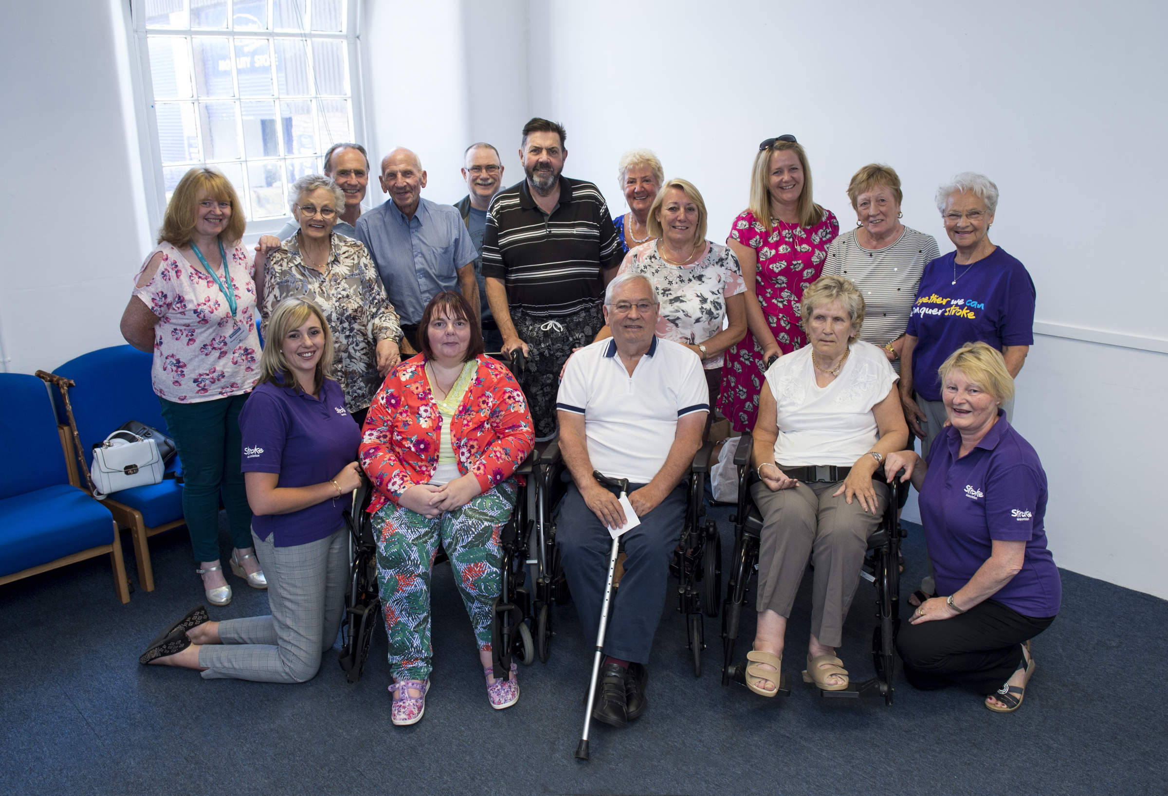 The Stroke Association Support Group