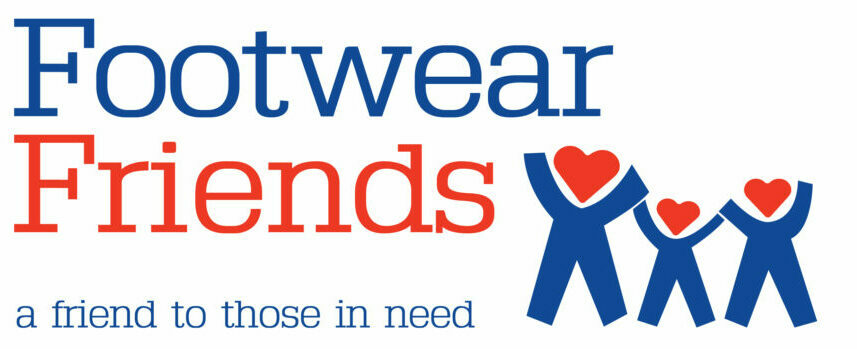 Footwear Friends – a friend to those in need