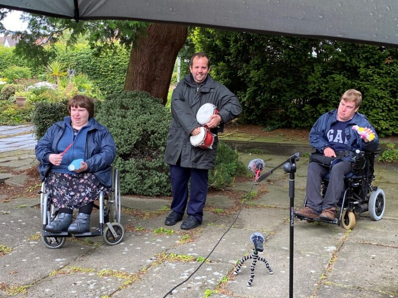 Pavers Foundation Donates £5,000 to Accessible Arts & Media