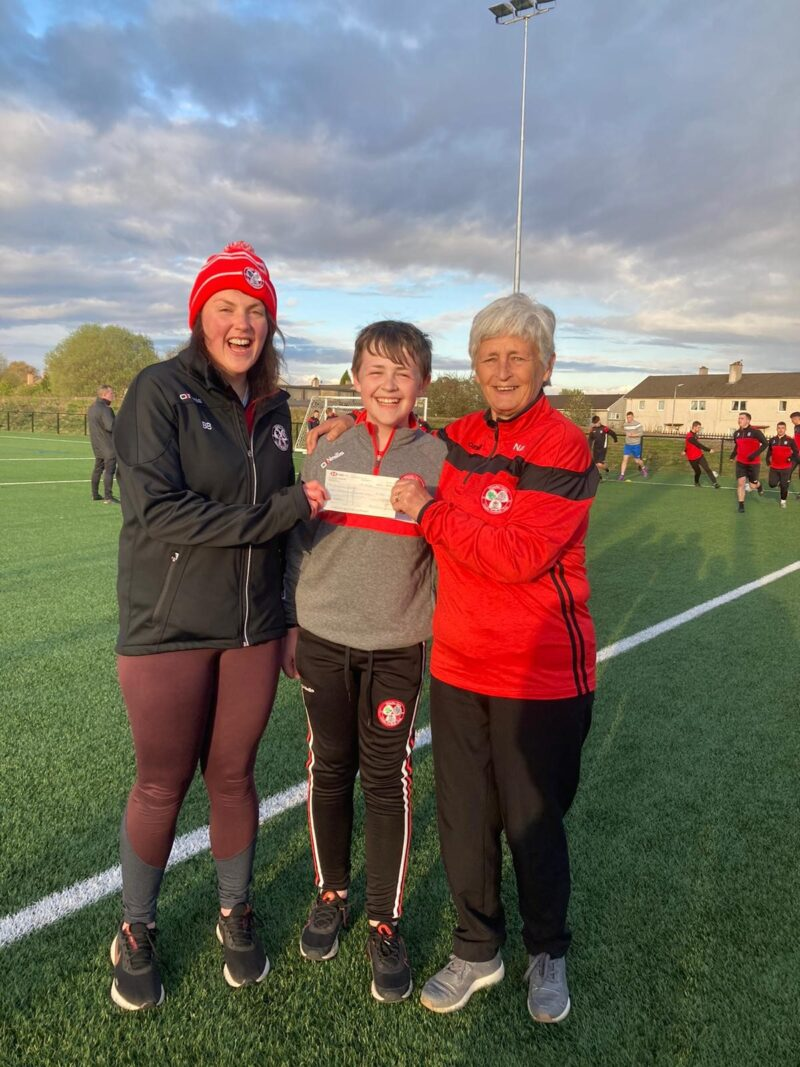 Pavers Foundation donates to community-focussed Glasgow Youth Team