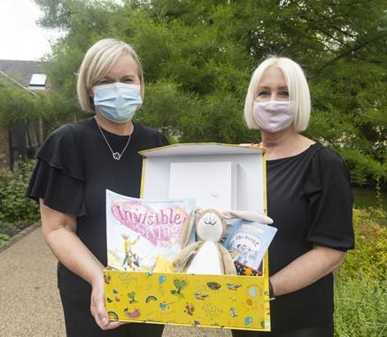 Pavers Foundation Donates £2,000 to St Leonard's Hospice