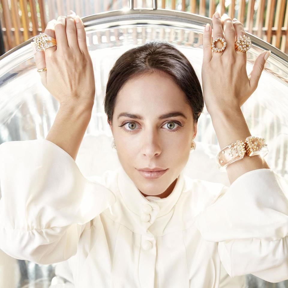 What Does Sustainability Look Like For Fine Jewelry? This Designer Is Paving The Way.