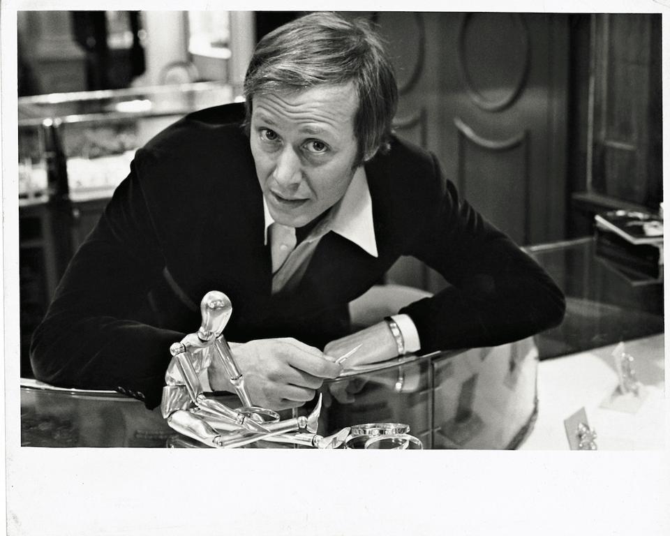 How Cartier Found Love In The 1970's With Aldo Cipullo