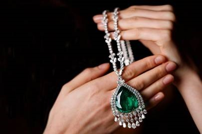 Lavish in excelsis: The jewellery of Catherine the Great