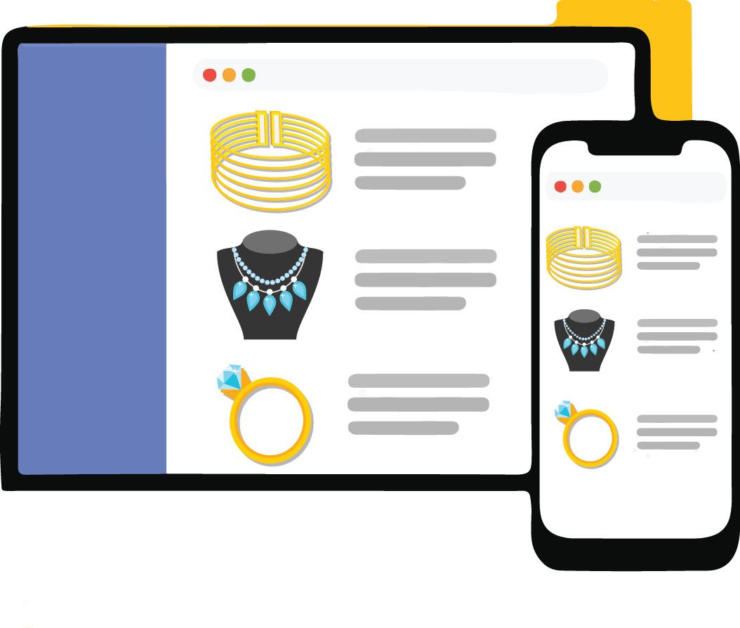 Online Jewelry Market Booming Segments; Investors Seeking Growth   Kalyan Jewelers, PC Chandra Jewelers, Tribhovandas Bhimji Zaveri