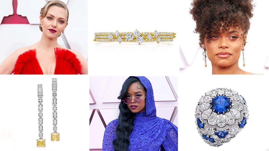 Eight Must-See Jewellery Moments on the Oscars Red Carpet
