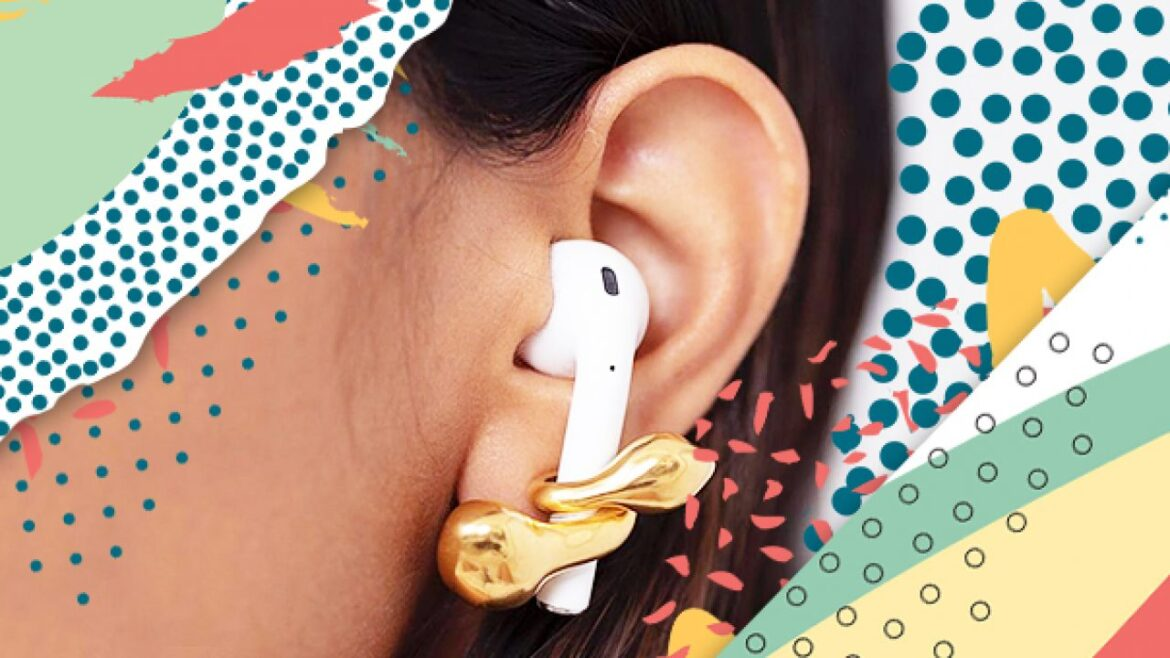 AirPod Jewellery Is Now A Trend