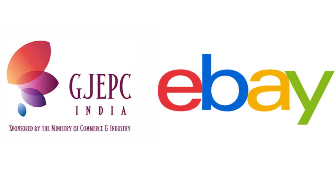 GJEPC along with eBay launches an Exclusive Online Jewellery Store