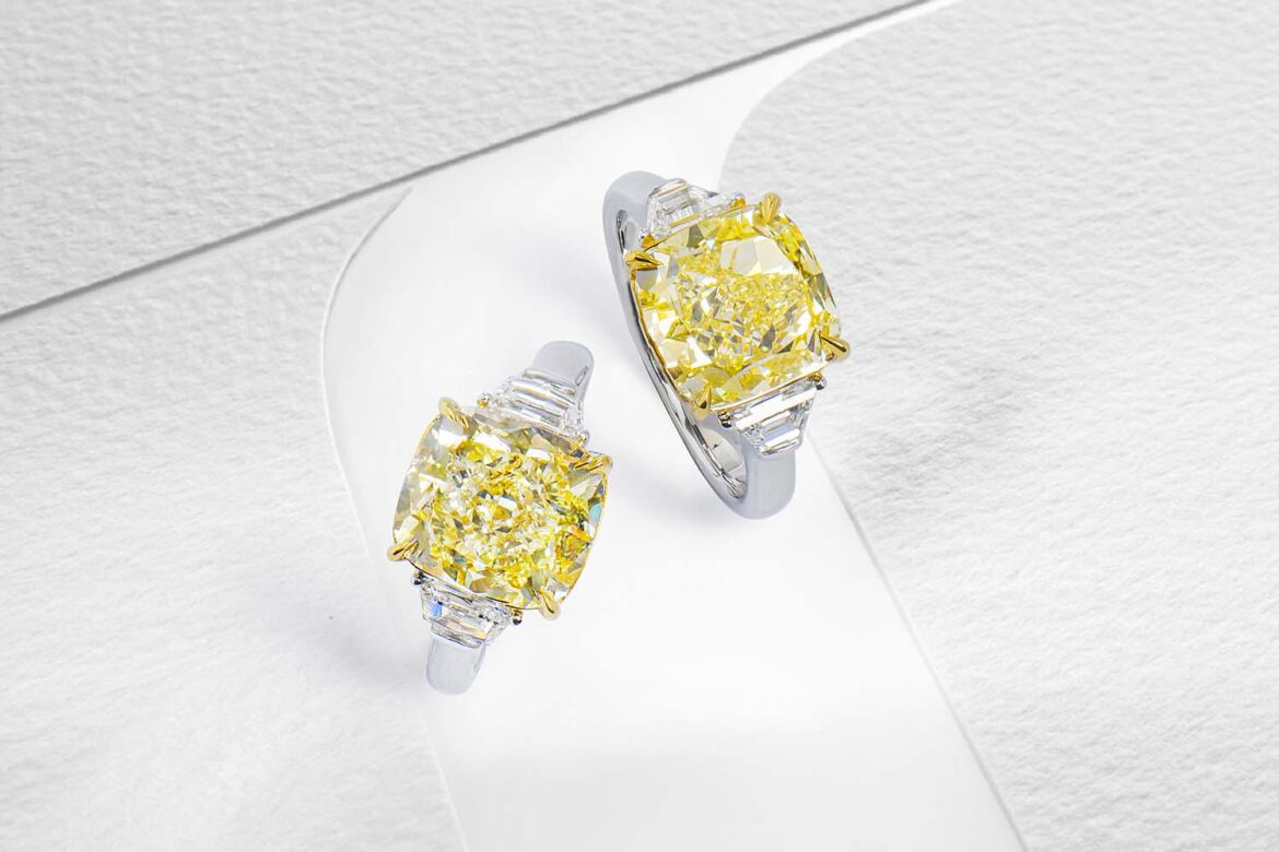 Considering purchasing yellow diamond jewellery? Here are the four most significant things that you need to know…
