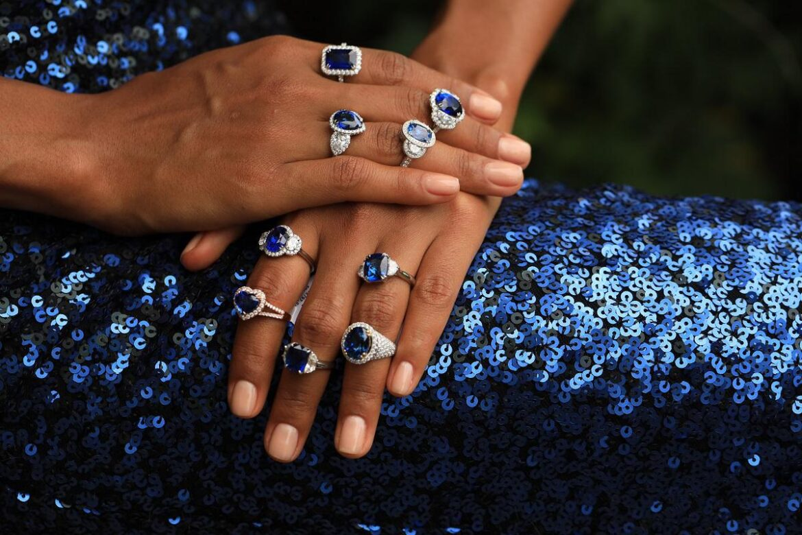 Le Vian Introduces The Newest Gem On Earth As Demand For Colored Gemstone Jewellery Grows