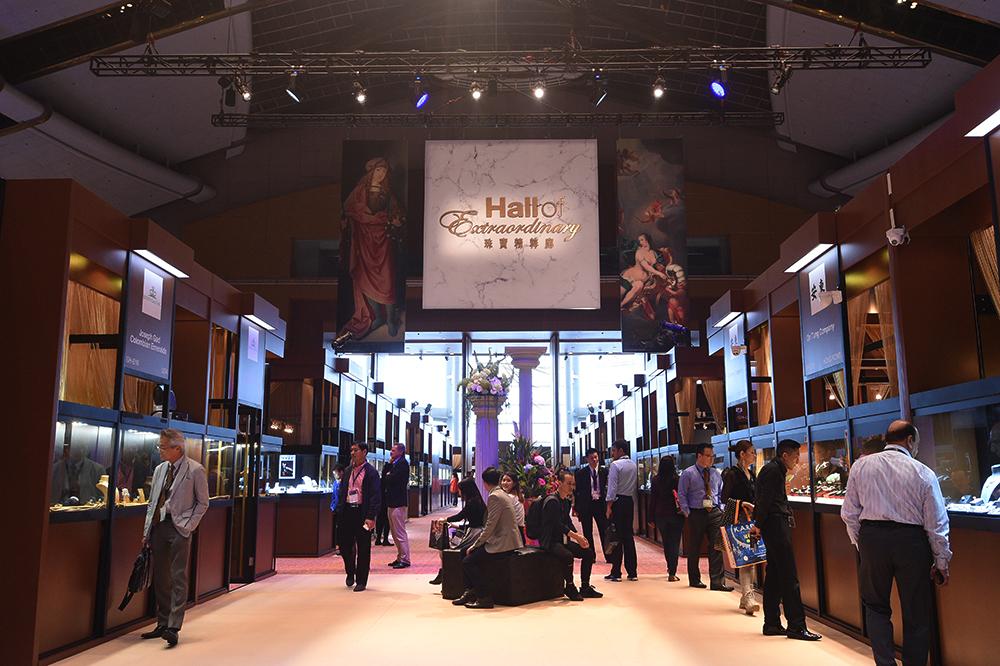 HKTDC twin worldwide jewellery shows opens