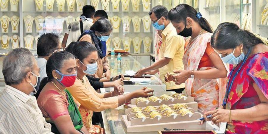Timely rest: Jewellery industry back with a bling