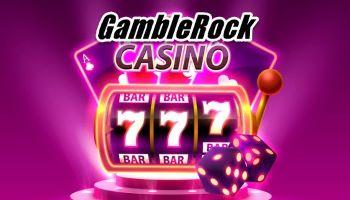 GambleRock Online Casino 350x200