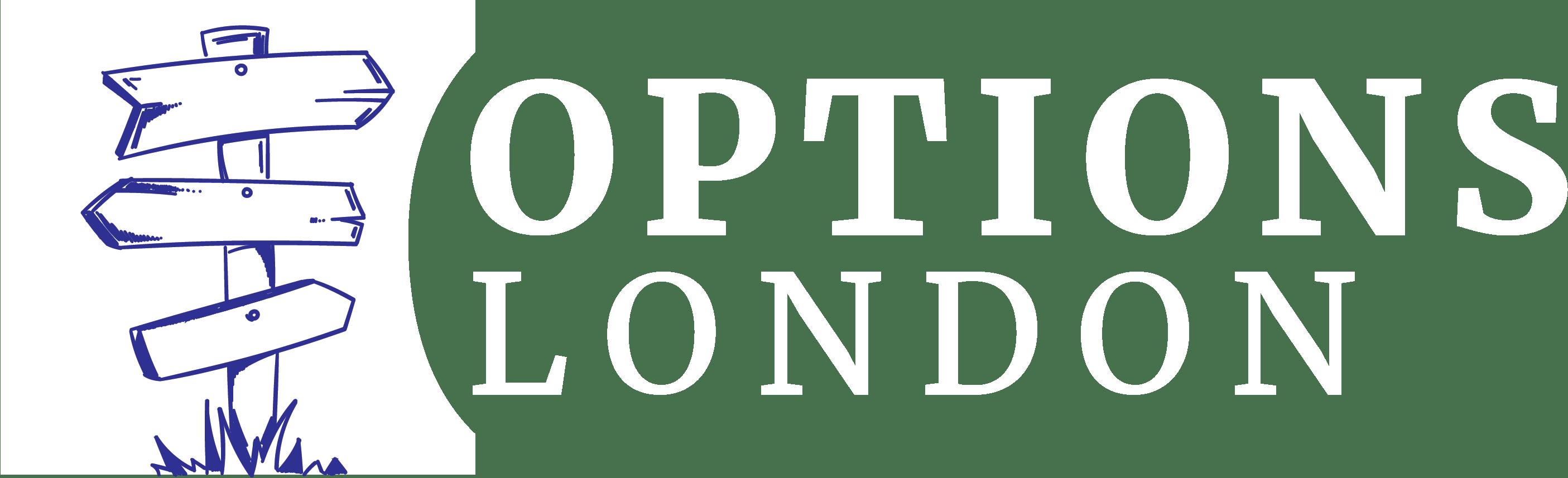 OPTIONS LONDON LOGO