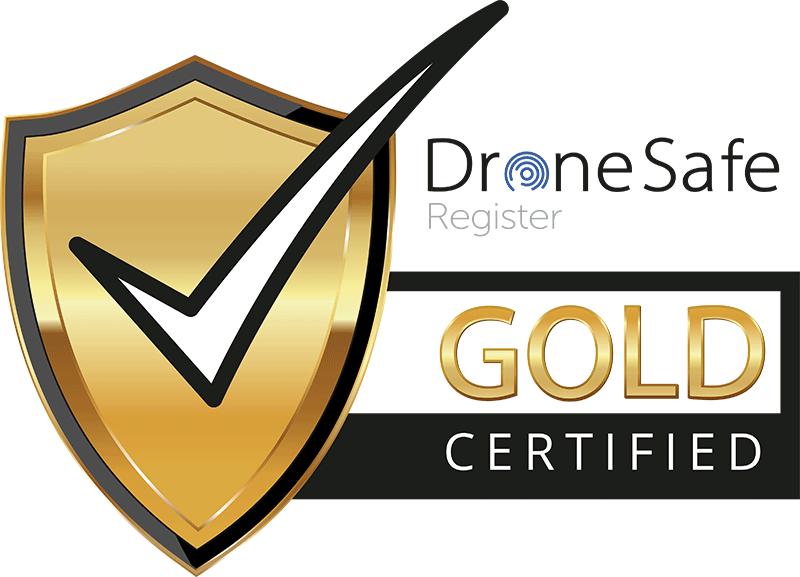 Drone Safe Register, Gold Certified