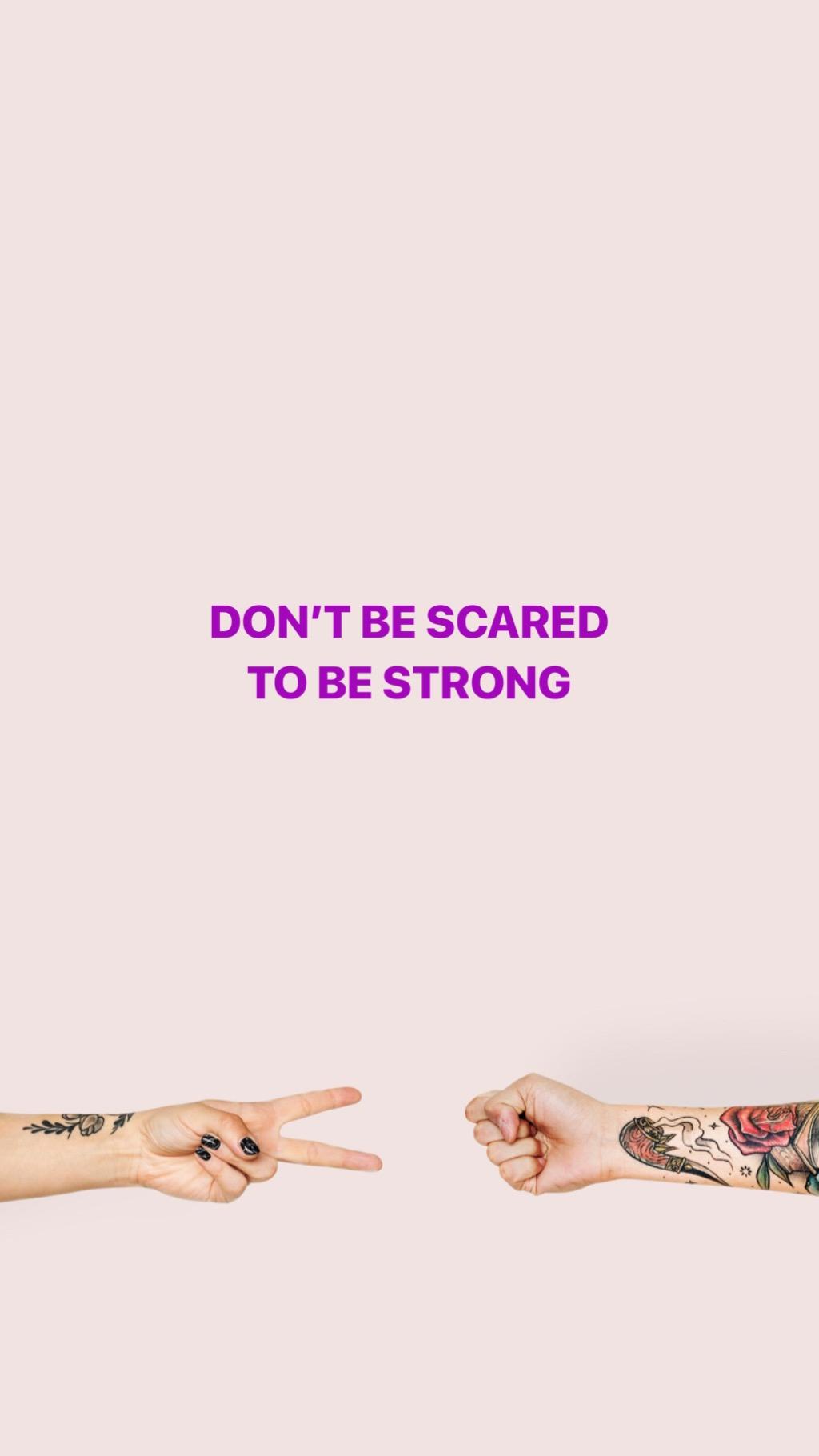 Alix de Bretagne - Don't be afraid to be strong