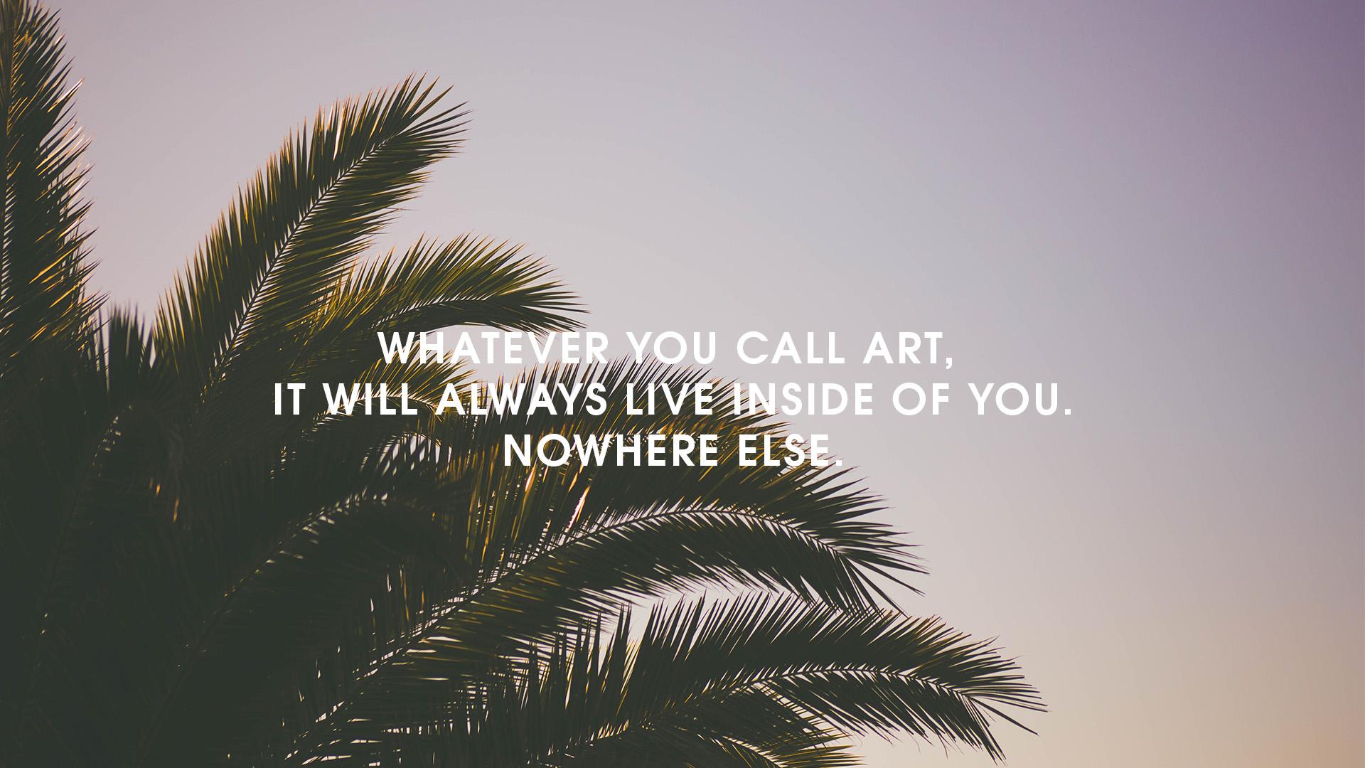 WHATEVER_YOU_CALL_ART