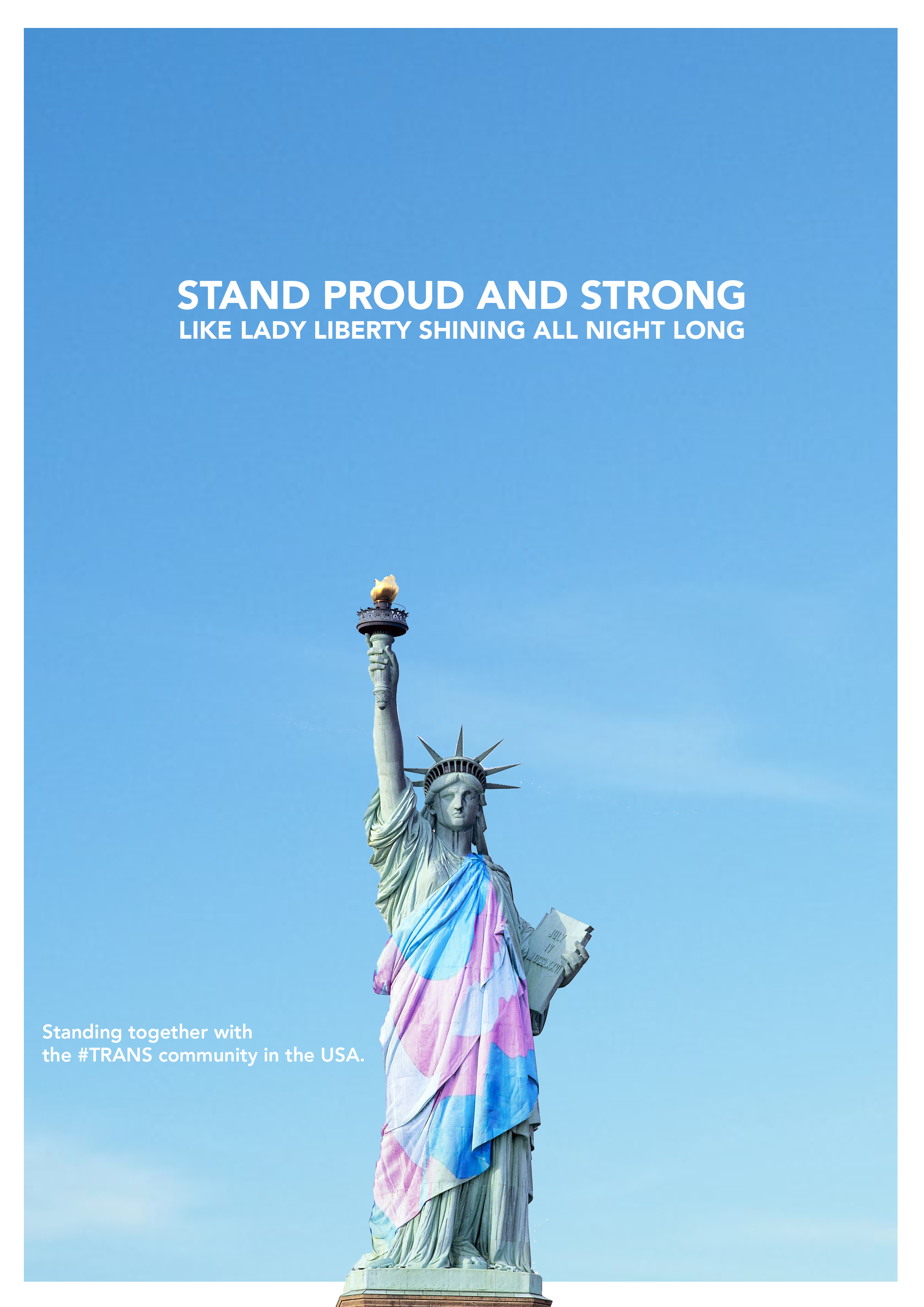 Trans USA - Stand Proud and Strong - Alix de Bretagne