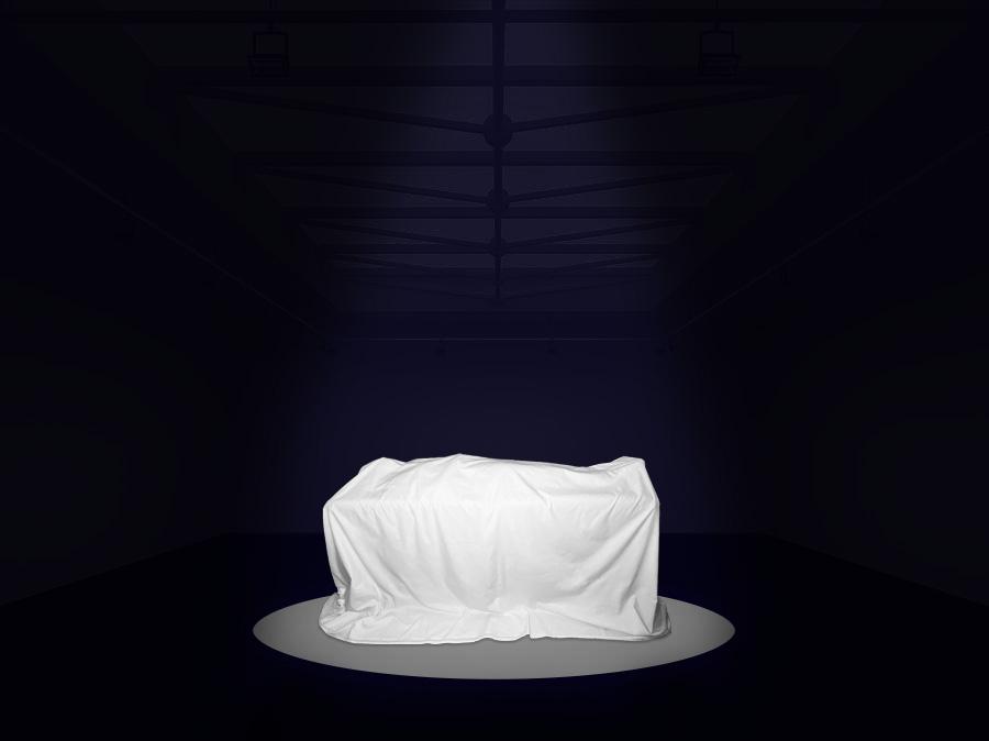 Solace - Alix de Bretagne, Readymade, 2020. Artist's Impression