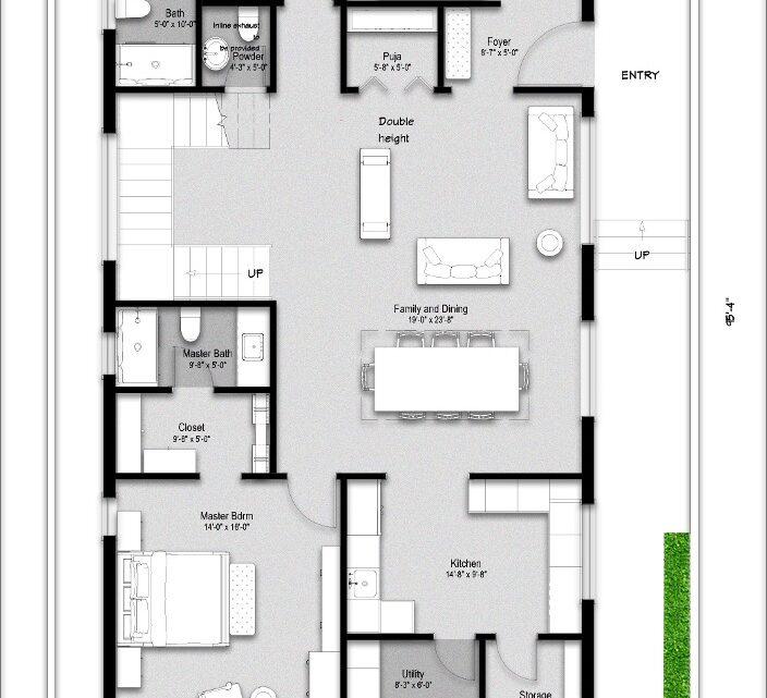 6 bedroom house-Luxury-design