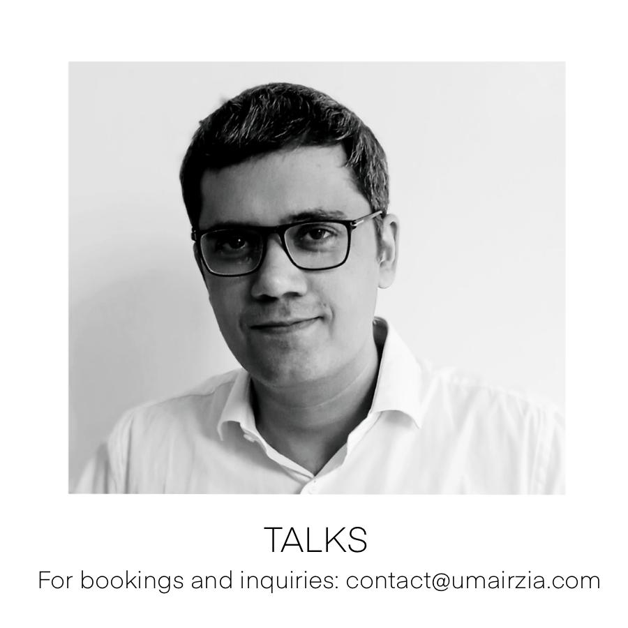 Umair Zia Talks