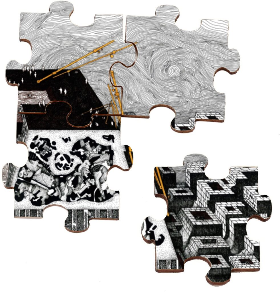 Puzzle - Umair Zia