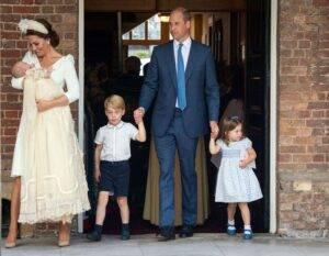 William Kate family 1