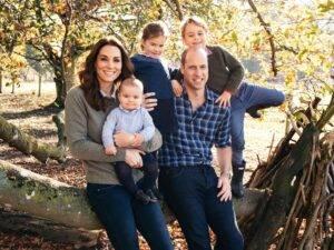 William Kate family 2