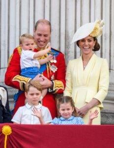 William Kate family 3